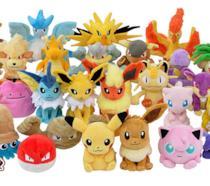 La prima ondata di Pokémon Fit