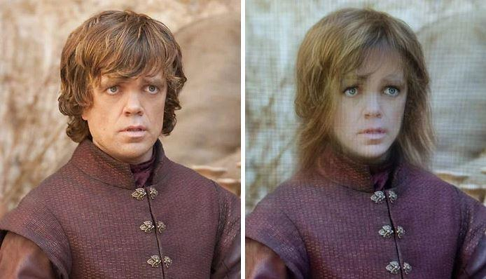 Tyrion Lannister in versione femminile