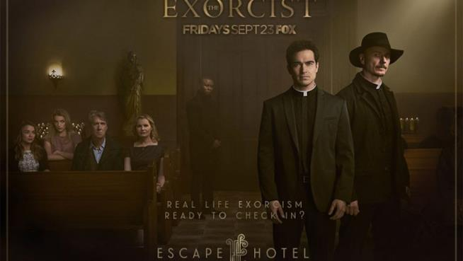 The Exorcist: The Escape Room Experience