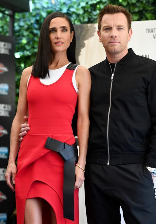 Jennifer Connelly e Ewan McGregor alla Festa del Cinema di Roma