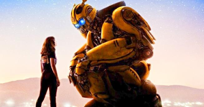 Bumblebee poster film Transformers