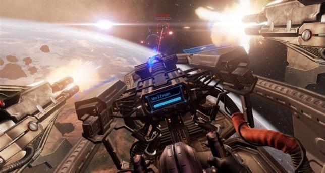 EVE: Valkyrie su PlayStation VR
