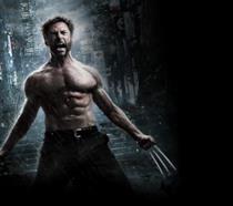 Hugh Jackman nei panni di Wolverine in Wolverine - L'immortale
