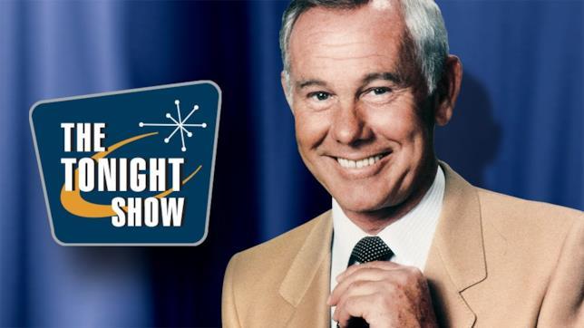 Johnny Carson al Tonight Show