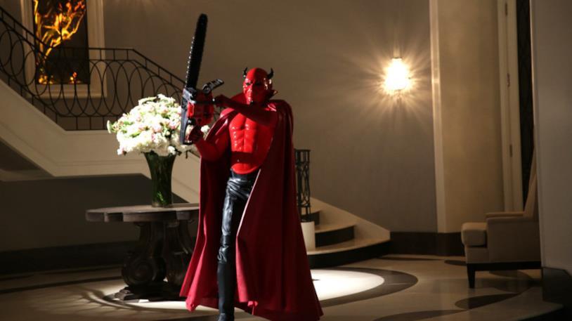 Il Diavolo Rosso in Scream Queens