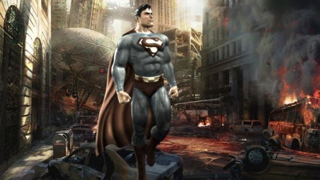 Un videogioco di Superman da RockSteady Studios?