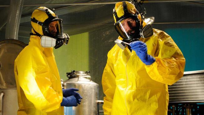 Breaking Bad: all'asta la meth della serie TV
