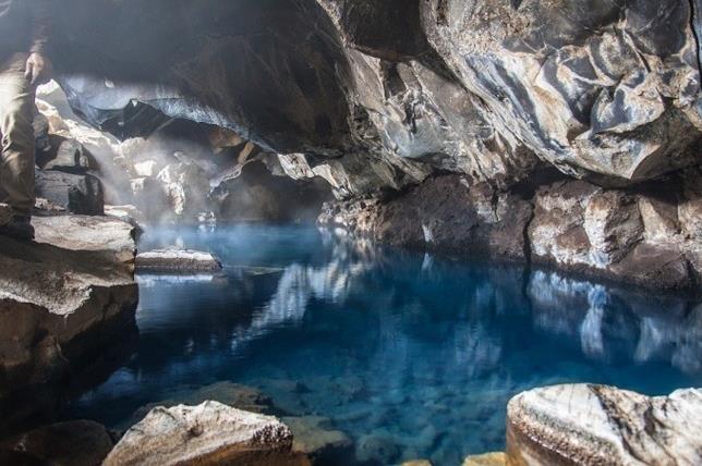 GRIOTAGJA la grotta dell'amore di Jon e Ygritte