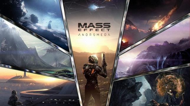 4 libri per Mass Effect: Andromeda