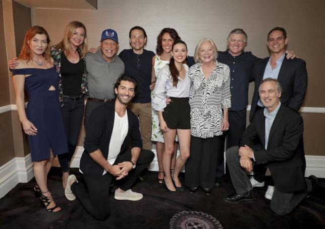 Il cast di Everwood riunito