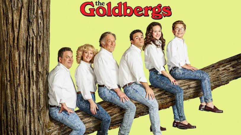The Goldbergs: il poster