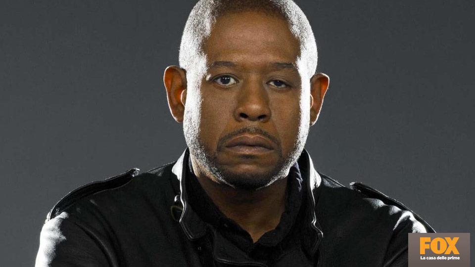 Forest Whitaker fu scritturato per il ruolo di Sawyer.