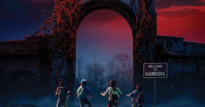Nuova attrazione a tema Stranger Things è in arrivo negli Universal Studios di Orlando e Singapore