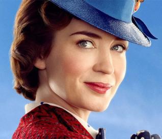 Mary Poppins Returns: Emily Blunt è l'iconica tata nelle nuove immagini del film