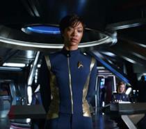 Sonequa Martin-Green è Michael Burnham in Star Trek: Discovery