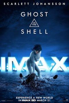 Locandina promozionale per la versione IMAX del film