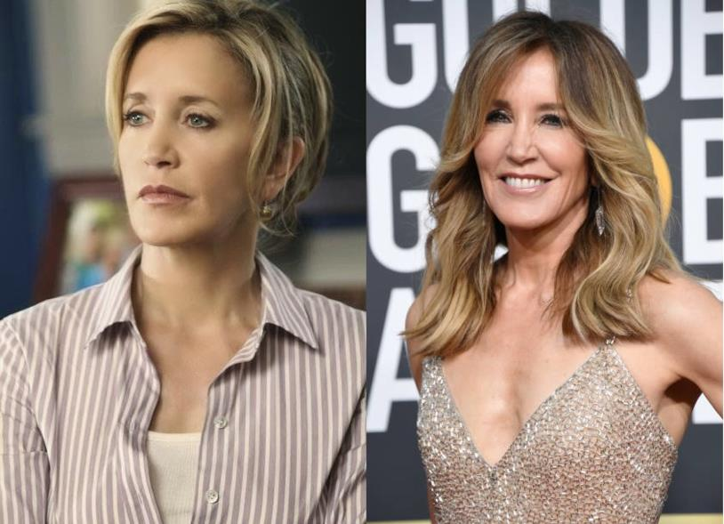 Felicity Huffman è Lynette Scavo in Desperate Housewives