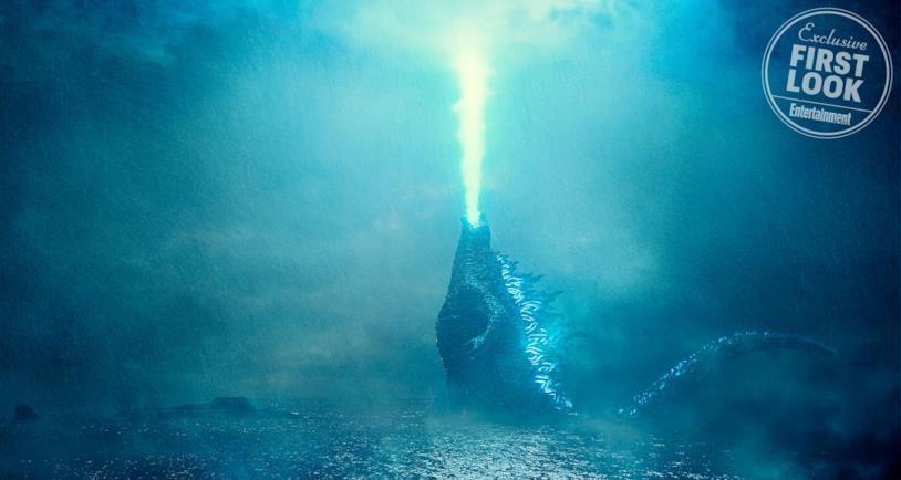 La prima immagine ufficiale di Godzilla: King of the Monsters