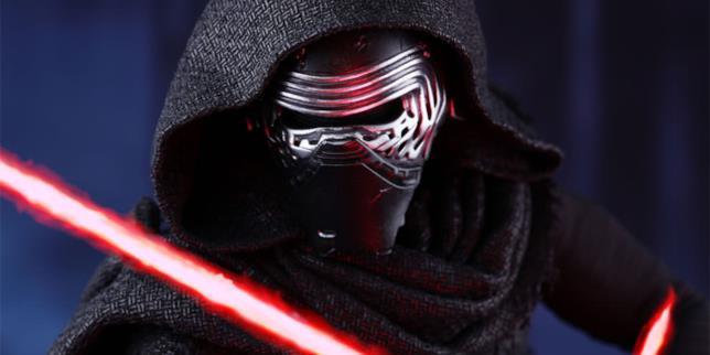 Star Wars scena