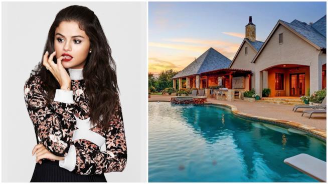 Selena Gomez e la sua villa in Texas