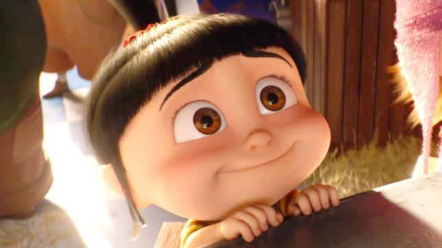 Cattivissimo me 2, Agnes