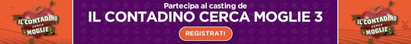Partecipa al casting de Il Contadino cerca moglie 3