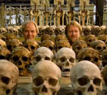 Quante ossa sono state distrutte in Bones? Ecco alcuni numeri