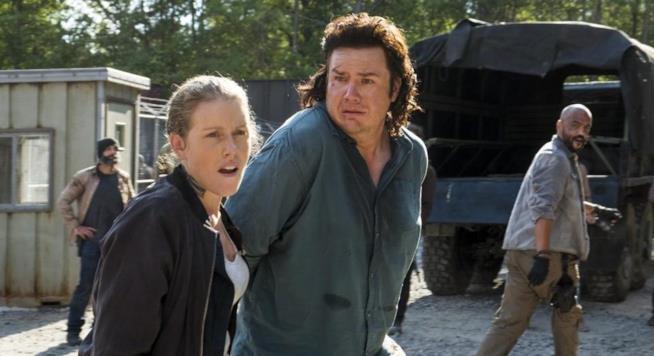 The Walking Dead: Eugene nell'episodio 7x11