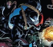 Copertina di Venom #6 del 2018
