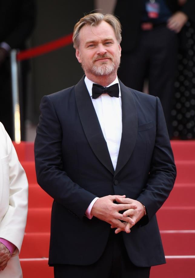 Christopher Nolan, sceneggiatore e regista britannico