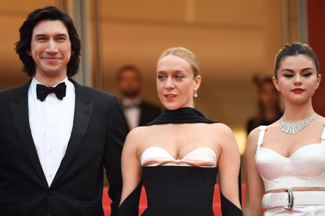 The Dead Don't Die: Adam Driver, Chole Sevigny e Selena Gomez sul red carpet di Cannes