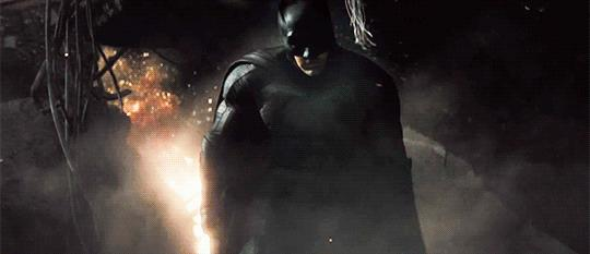 Ben Affleck pronto a colpire come Batman