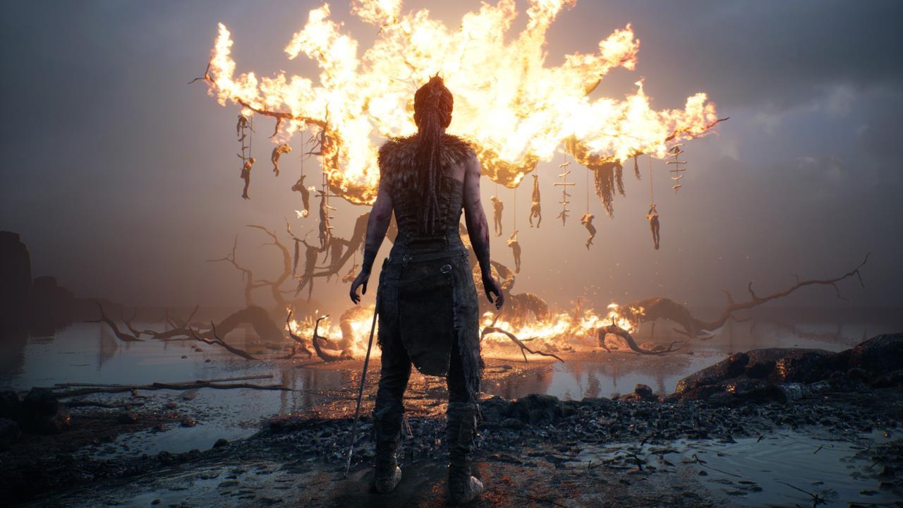 Risultati immagini per hellblade senua's sacrifice