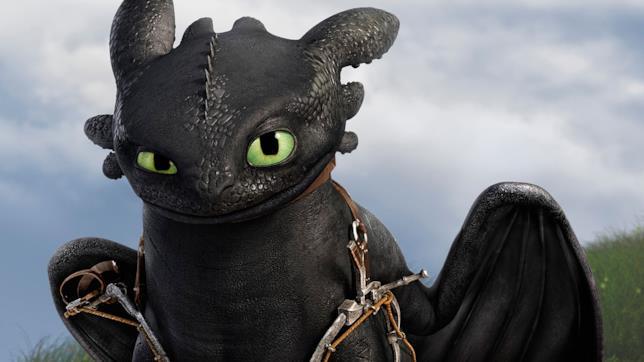 Sdentato in Dragon Trainer