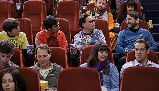 The Big Bang Theory: 9x11