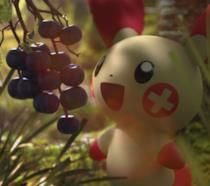 Un Pokémon selvatico nell'ultimo trailer di Pokémon GO