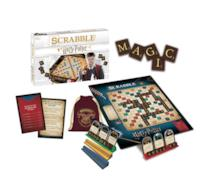 Il contenuto di Scrabble: The World of Harry Potter
