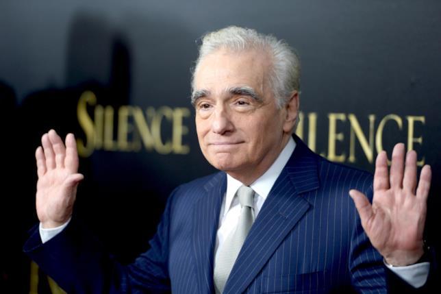 Il regista Martin Scorsese ad una prima del suo ultimo film Silence