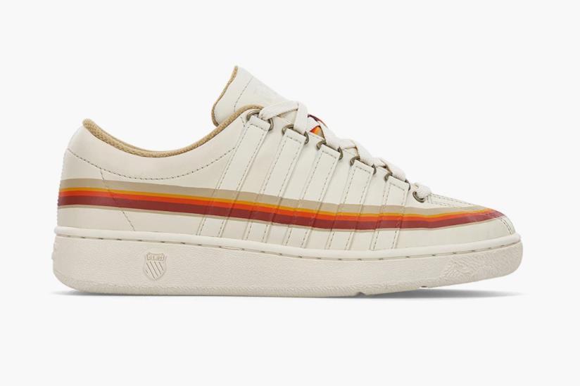 Le scarpe ispirate al camper di Breaking Bad