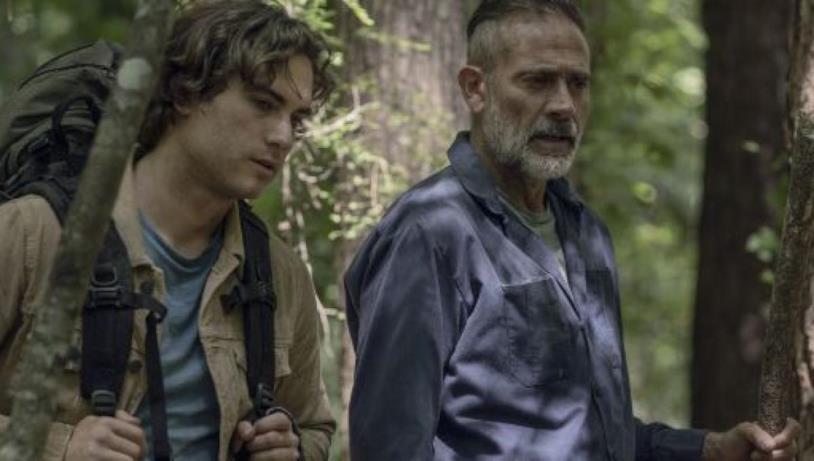 The Walking Dead 10x05: Negan e Brandon