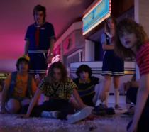 I protagonisti di Stranger Things 3