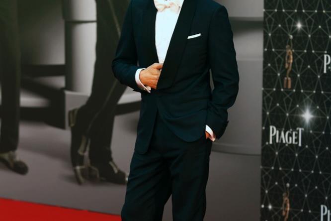 L'attore Andy Lau
