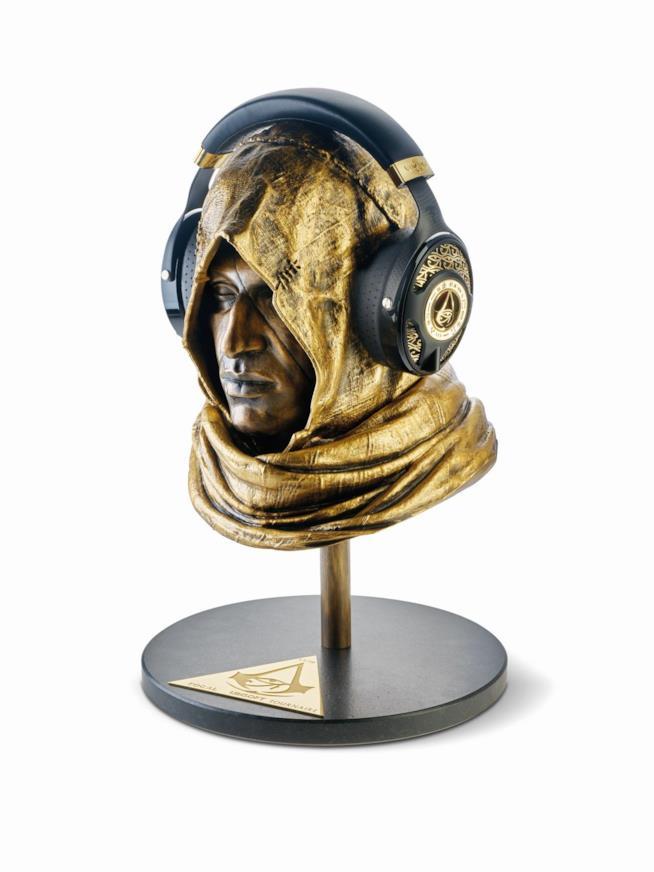Un prezioso busto di Bayek per Assassin's Creed Origins
