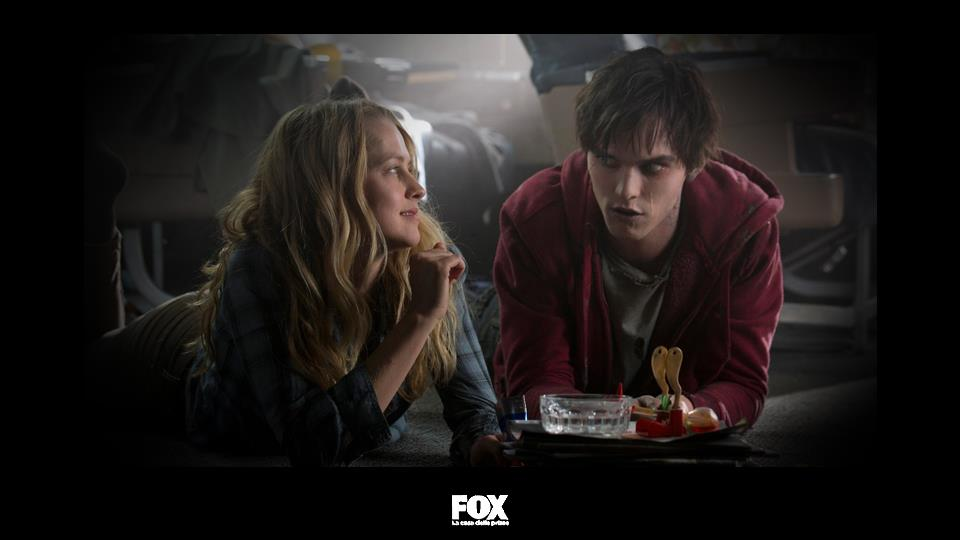 Warm Bodies - Julie e R, umana e zombie