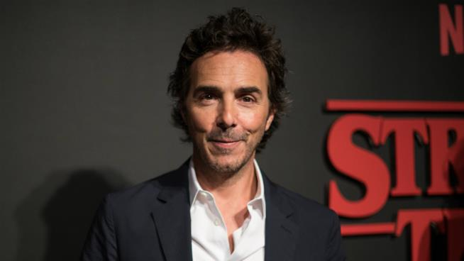 Primo piano di Shawn Levy, regista di Stranger Things