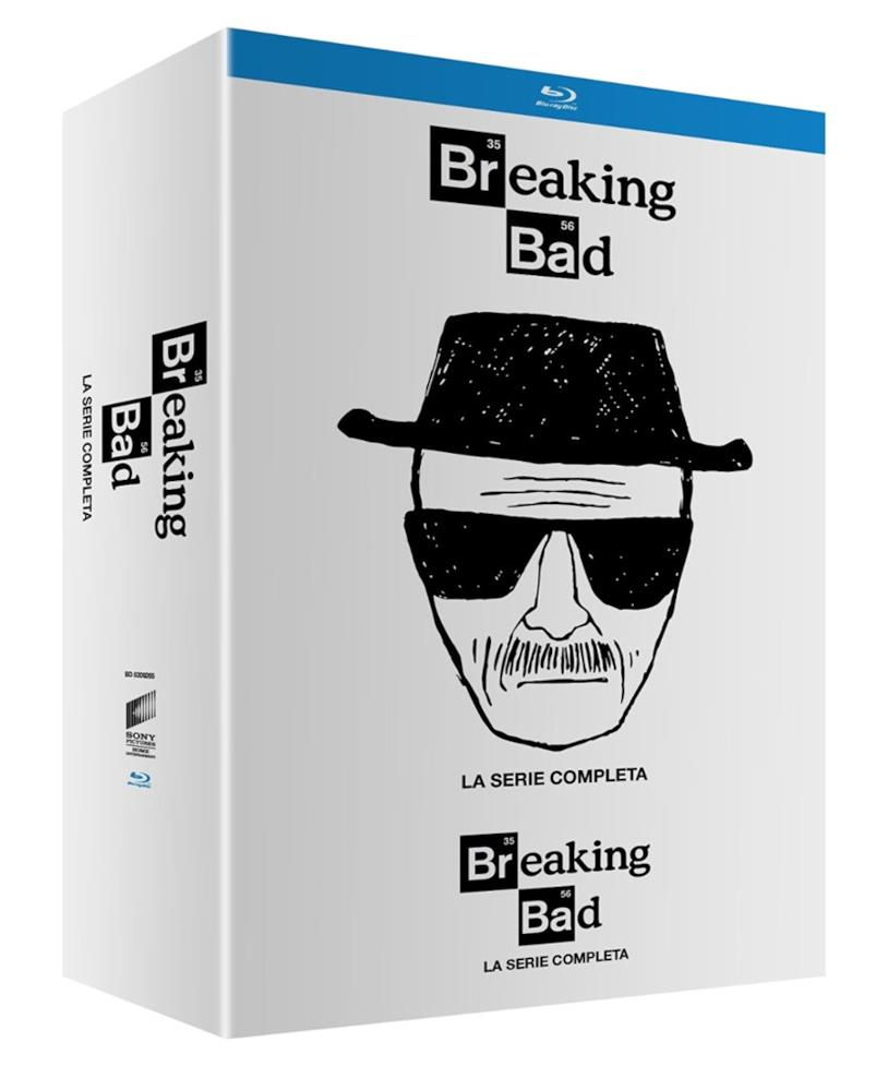 Cofanetto White Edition Breaking Bad