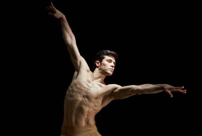 Roberto Bolle al cinema con L'arte della Danza