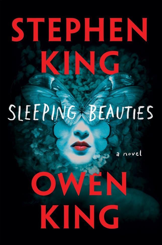 copertina di Sleeping Beauties