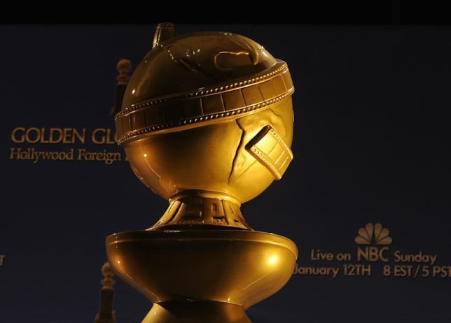 Il dettaglio del Golden Globes