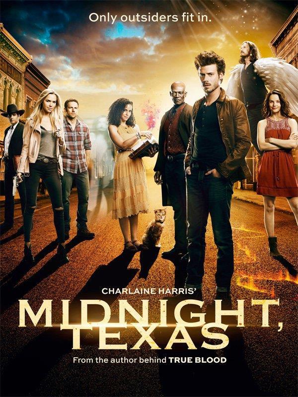 la locandina di Midnight Texas, in arrivo su FOX